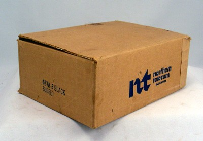 Northern Telecom 687A subset NIB Front View