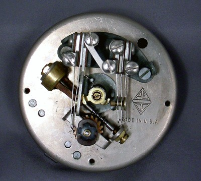 Automatic Electric 24 dial Front View