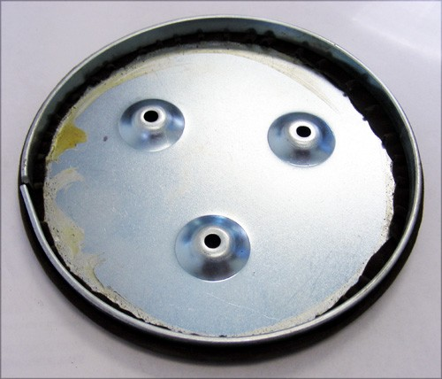 Western Electric 51/151 Candlestick Base - Reproduction Front View