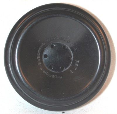Northern Electric  E1 Reciever Cap Front View