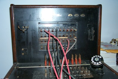 Northern Electric 551 PBX Front View