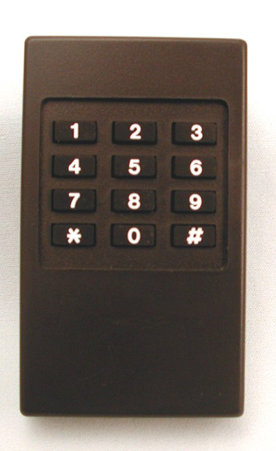 Tone Dialer Front View