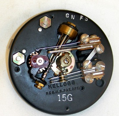 Kellogg 15G Dial Front View