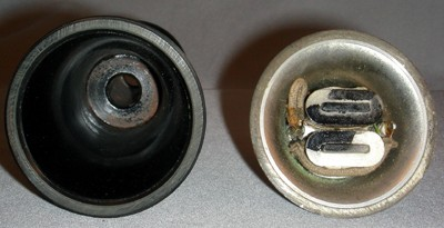 Automatic Electric Reciever Front View