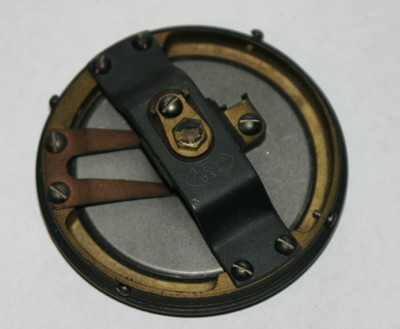 Automatic Electric Transmitter/Faceplate Front View