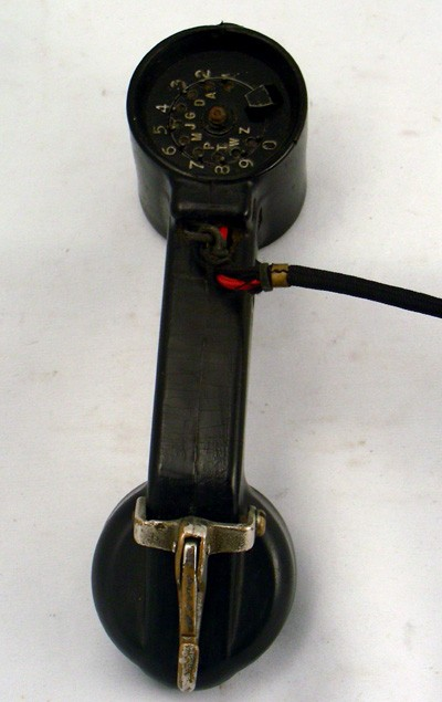 Northern Electric Test Set with Pin Dialer Front View