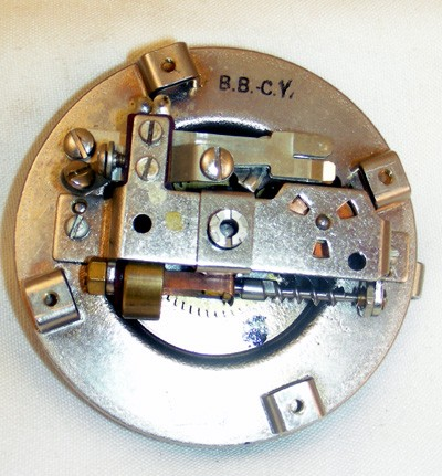 Kellogg 10G dial Front View