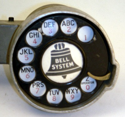 Western Electric MD 95 Test Set Front View