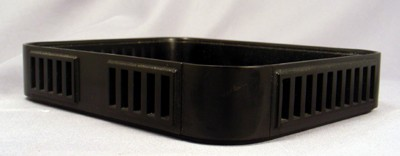 2 inch extension base spacer Front View