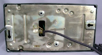 Northern Electric Model 352 Wall Phone Front View