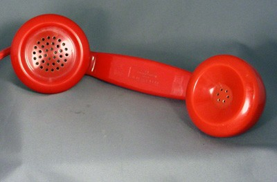 Western Electric Red Model 302 - Fully Refurbished Front View