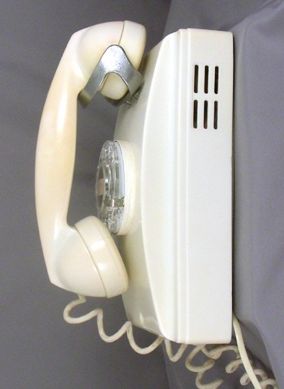 Western Electric Ivory 354  Front View