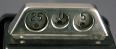 Northern Electric Model 233 3 slot payphone Front View