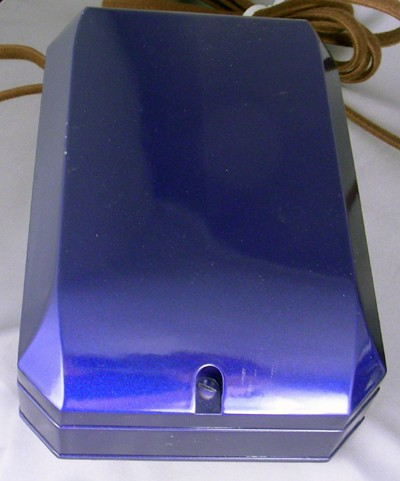 Stromberg Carlson 1198 with Subset - Cobalt Blue Front View