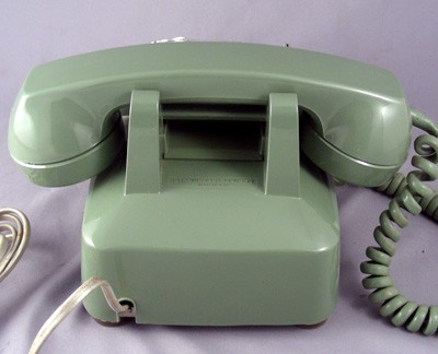 Stromberg Carlson 575 - Green Front View