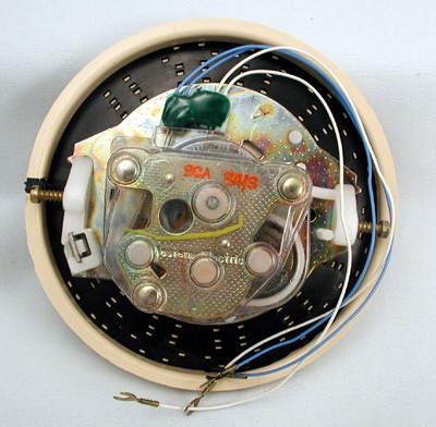 Western Electric  9CA Dial Front View