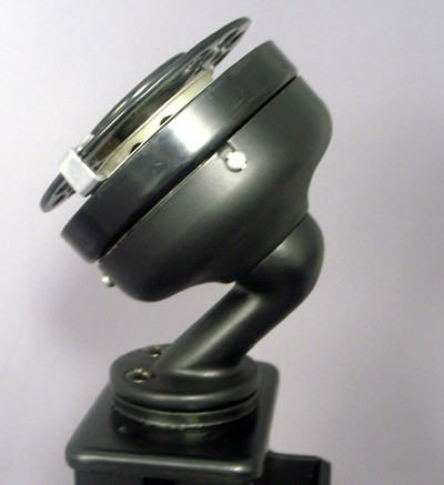 Western Electric 201 - C-mount spacesaver Front View