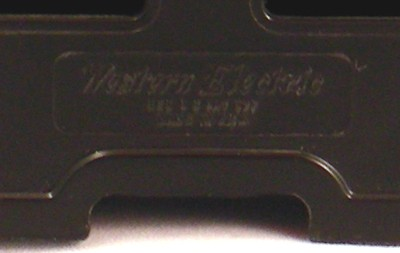 Reproduction Western Electric 684 subset cover Front View