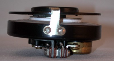 Western Electric No 2HB Dial Front View