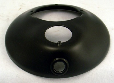 Candlestick Dial Base Front View