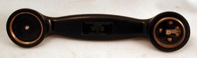 Northern Electric E1 Handset Handle- Seemed Front View