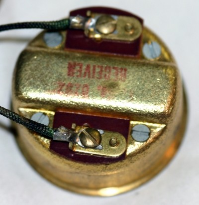 Leich 70A Reciever Element Front View