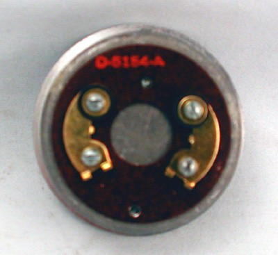 Automatic Electric Type 34 Reciever Element Front View