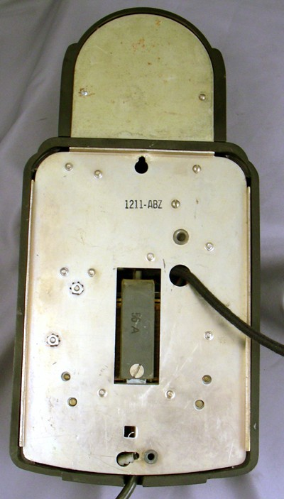 Stromberg Carlson 1211 with dial Front View