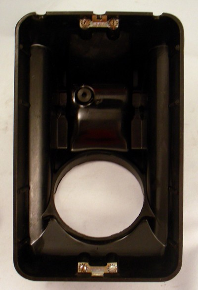 Leich bakelite shell Front View
