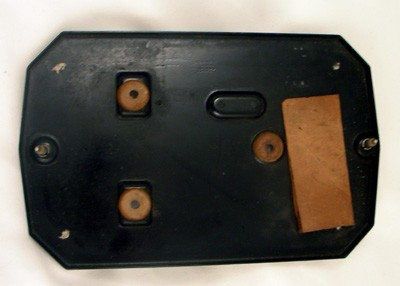 Automatic Electric Bottom Plate Front View