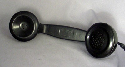 Northern Electric No. 2 Wall Phone Handset View