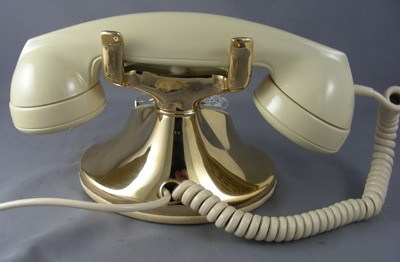 Western Electric Imperial Model 202 Front View