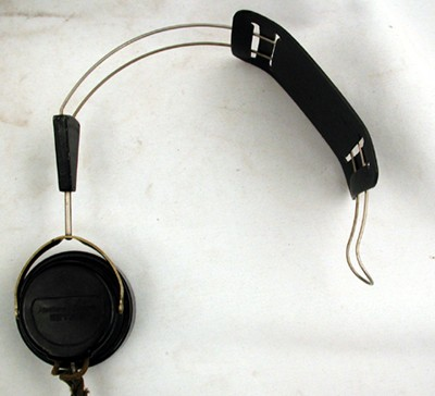 Headset - Railway Phone Front View