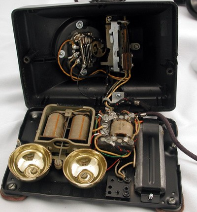 Western Electric Model 302 Front View