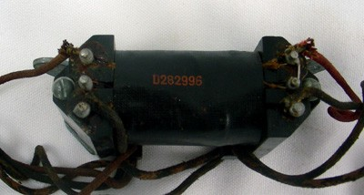 Automatic Electric  D282996 coil Front View
