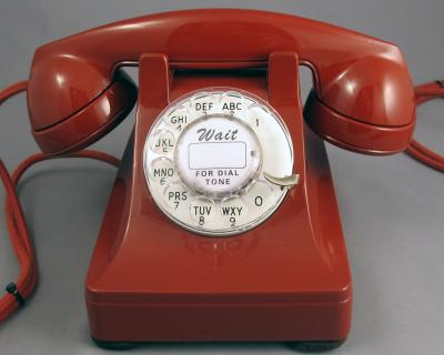 Western Electric 302 - Front