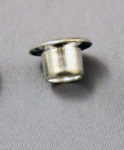 Chrome Eyelet - Side view