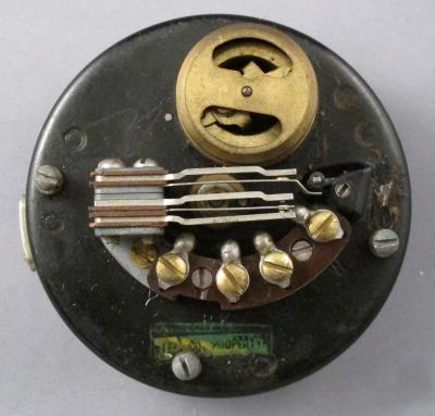 2AA Dial Notchless - Rear View