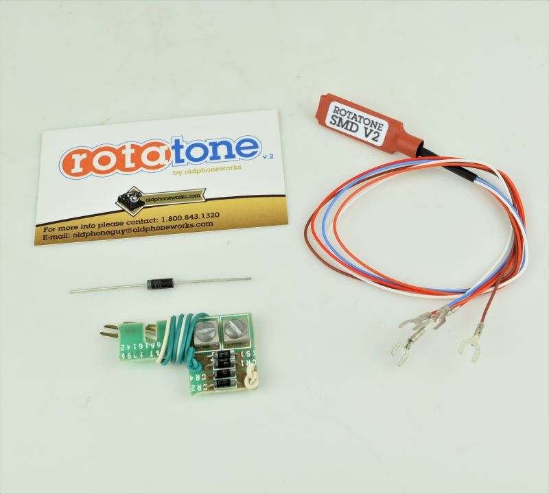 Pulse to tone converter on