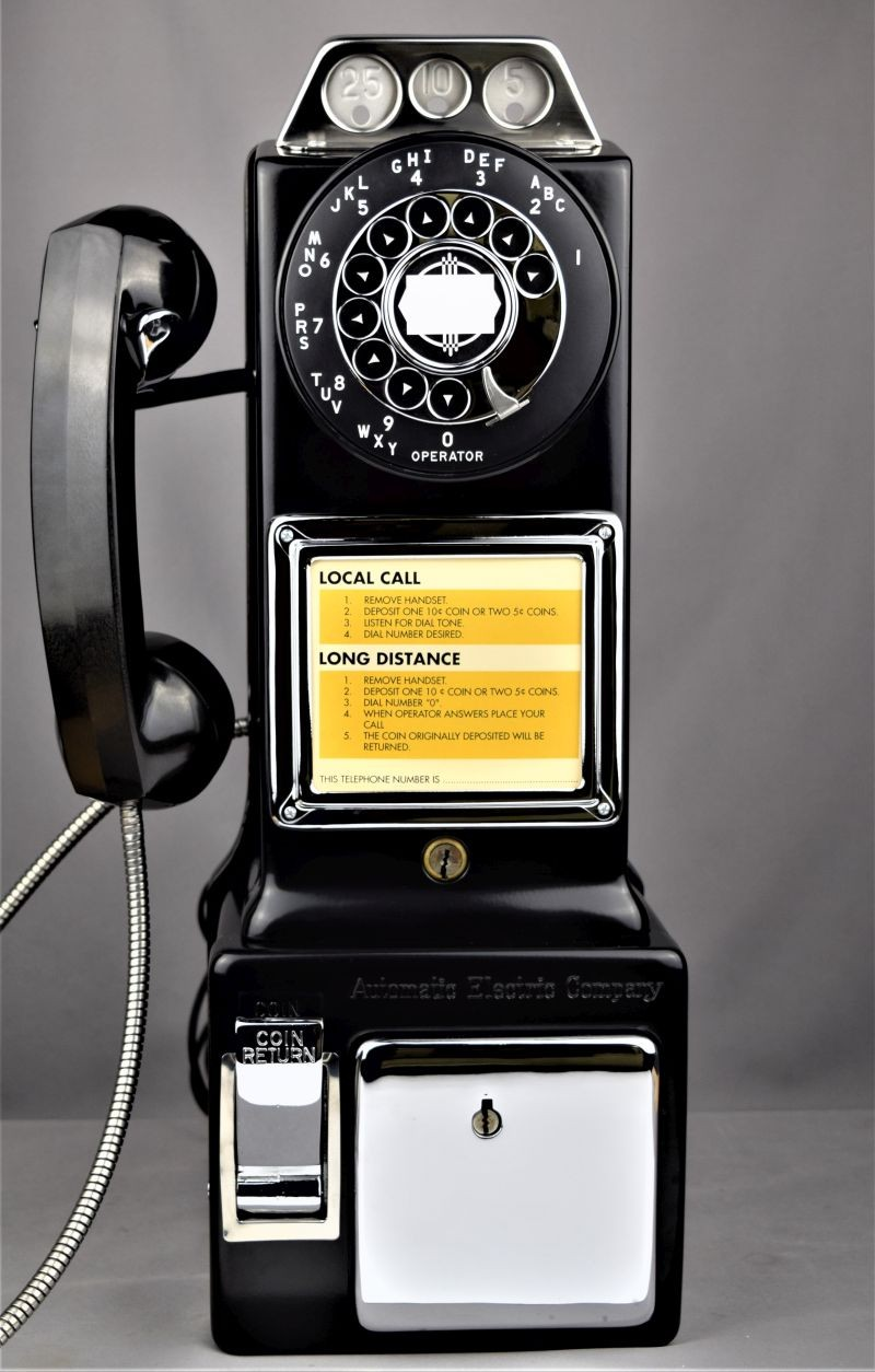 Oldphoneworks Antique Phones All Automatic