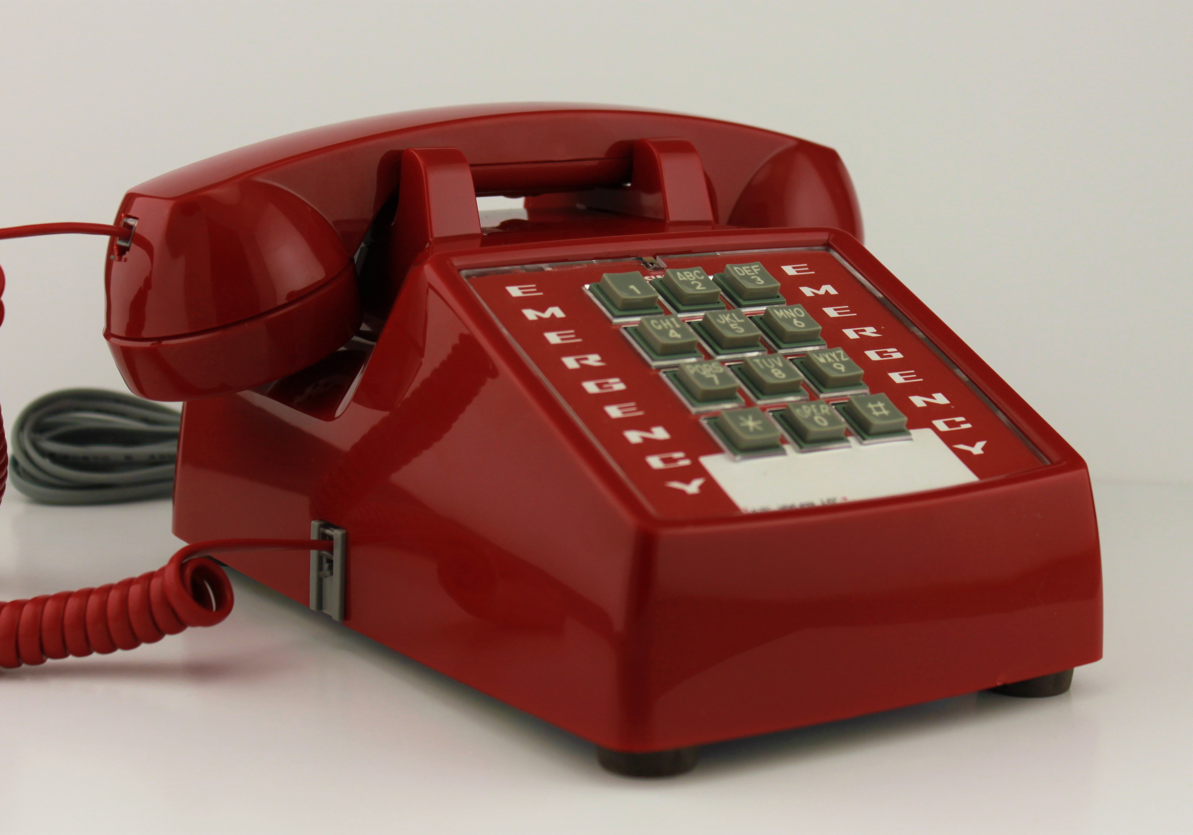 2500 Emergency Desk Phone