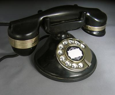 Type 1a  Deskphone with Brass Trim