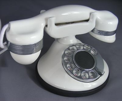 Type 1a  Deskphone - Shabby Chic