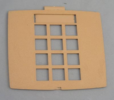 Western Electric - 2500 Series Faceplate - Tan