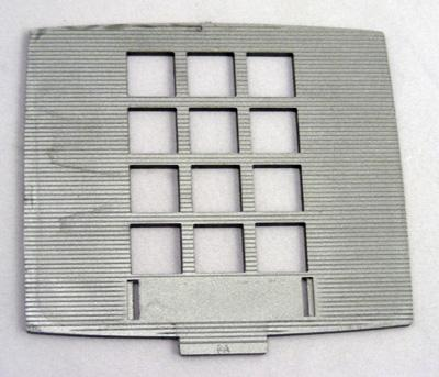 Western Electric 2500 Series Faceplate - Charcoal