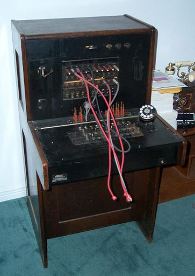 551 PBX Switchboard
