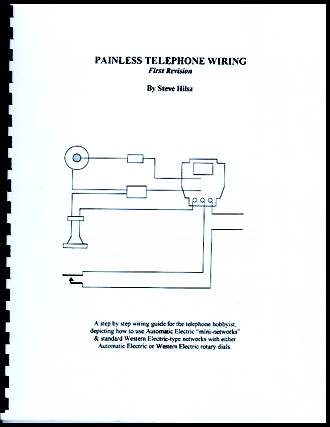 Painless Telephone Wiring by Steve Hilsz