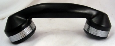 Automatic Electric - Handset - Type 41 - Chrome Trim
