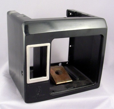 Western Electric - Payphone Vault - Black