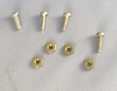 Automatic Electric - Top badge Screw Set